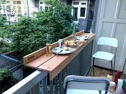 apartment deck decor