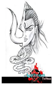 Charming Inspiration How To Draw Shiva Lord Angry Sketch Pencil