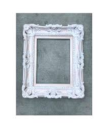 baroque frame large shabby chic frames wedding gift for canvas photo