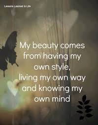 Quotes On Myself Beauty Best Of Thoughts And Quotes Life And Living