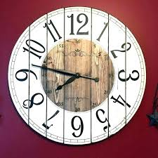 large distressed wall clock distressed wood wall clock distressed wooden wall clocks 3 gallery next kitchen wall clocks large distressed wood wall clock in