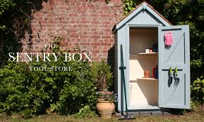 sentry box tool from the handmade garden shed company exeter header