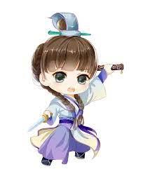Top 20 hình ảnh anime chibi dễ thương đáng yêu nhất