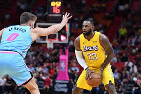Lakers vs. Heat series 2020: TV schedule, start time, channel, live stream  for NBA Finals - DraftKings Nation
