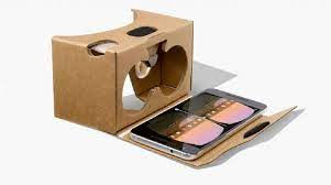 Google ngừng bán kính thực tế ảo Google Cardboard