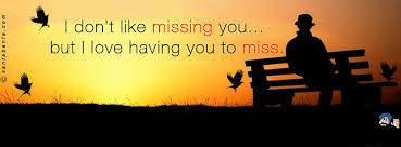 Happy Missing Day 40 Wishes SMS Quotes Messages Fb Status Beauteous Missing Day Pic