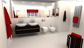 office bathroom decor. Perfect 3d Home Interior Design Online For Office Style Decor Bathroom Software Room Planner Architecture Photo D
