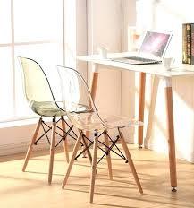 transpa acrylic modern dining side transpa acrylic modern dining side clear smoke chair plastic clear acrylic chairs