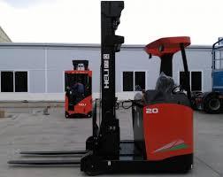 Kết quả hình ảnh cho Xe nâng điện Reach Forklift