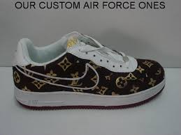 louis vuitton air force ones. louis vuitton nike air force ones