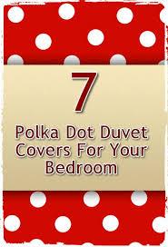 7 polka dot duvet cover options for your bedroom