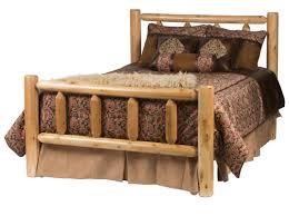 Log Bedroom Furniture Log Cabin Beds Rustic Bed Frames Rocky Top Furniture