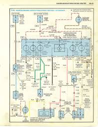 el camino wiring diagram wiring diagrams fuel gage warning ind