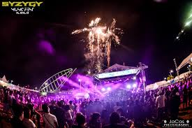 They are side by side waiting to play. Electronic Dance Music Festivals In The Philippines One Edm