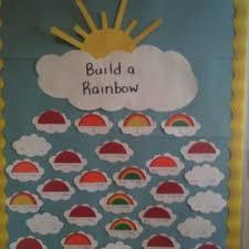 Build A Rainbow Positive Behavior Chart This Is The