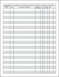 Online Ledger Template General Ledger Template And Free Download Printable Paper Online