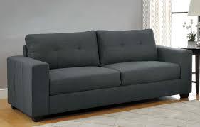 ashmont sofa in dark grey fabric