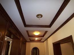 Top 15 Best Wooden Ceiling Design Ideas. Moldings to achieve the classic  atmosphere