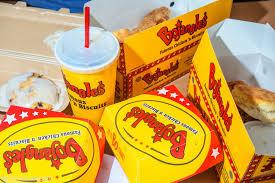 Bojangles Calorie Chart Fast Food
