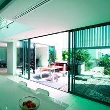 interior glass panel optifloat opal
