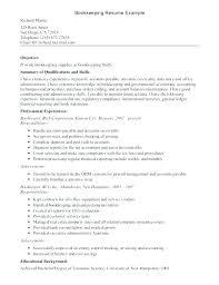 Sample Bookkeeper Resume Best of New Entry Level Bookkeeper Resume Sample Template Free Entry Level