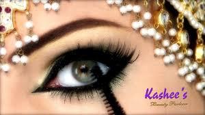 beautiful eye makeup by kashee within smokey tips