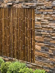 34 ideas for decorative bamboo poles exterior design ideas bamboo wall panel stone wall