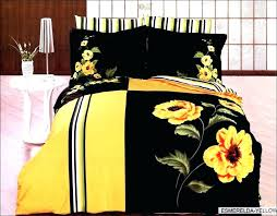 black and yellow bedding yellow bedding bedroom marvelous dark grey and yellow bedding brown bedspreads bright