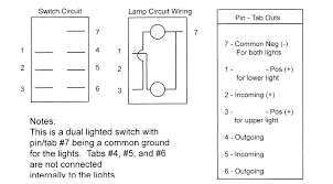 carling rocker switches throughout lighted toggle switch wiring marine rocker switch wiring diagram at Carling Toggle Switch Wiring Diagram
