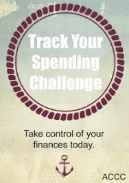 track your spending february challenge track your spending talking cents