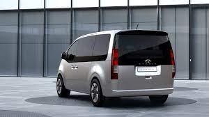 2021 Hyundai Staria: Specs, Features, Photos
