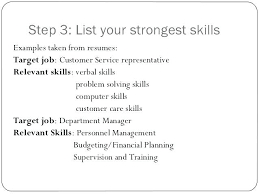 Examples Of Skills To Put On A Resume Examples Skills To Put Resume