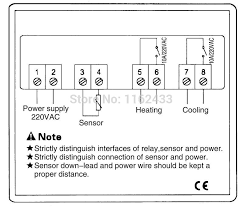 stc 1000 ac dc 24v temperature controller in temperature stc 1000 defrost temperature controller wiring diagram
