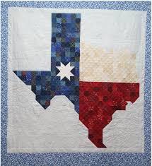 QQO - Quilting Queen Online - Doris Rice & God Bless Texas Quilt Pattern QQO-001 Adamdwight.com
