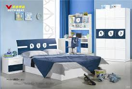 boys room with white furniture. mdf blue youth teenager bedroom with wall paint color and white furniture pieces boys room d