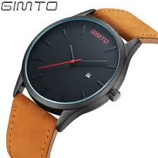 online buy whole simple life watch from simple life simple quartz watches men top brand luxury watch casual leather life waterproof clock male military wristwatch