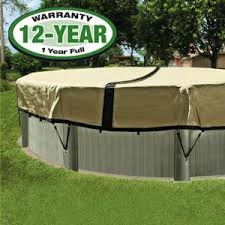 above ground pool winter covers. Ultimate 3000 Above Ground Pool Winter Cover 24 Ft Round From InTheSwim.com Above Ground Pool Winter Covers U