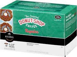 Of the original donut shop coffee each. Green Mountain Coffee The Original Donut Shop Coffee Regular Medium Roast Extra Bold K Cups 12 0 39 Oz Ea Hy Vee Aisles Online Grocery Shopping