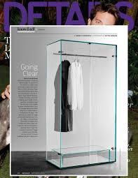 italian glass furniture. Italian Glass Furniture. Prism Wardrobe, Tokujin Yoshioka, Glas Italia, Contemporary Furniture E