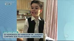 caso Henry: Ex de Doutor Jairinho, padrasto do menino Henry Borel, prestou  depoimento à polícia. - YouTube