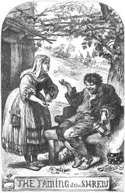 mistaken identity of the taming of the shrew writework english christopher sly and the hostess from the induction of the taming of the shrew