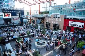Kansas City Power And Light District Restaurants