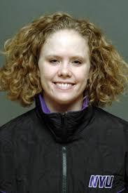 Melanie Peters (2/16/2009) - Athlete Awards - NYU Athletics