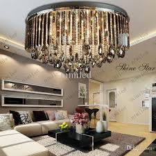 chandelier lights for living room fresh luxury living room grey crystal ceiling lights lamp fixtures