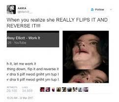 Teens Are Just Figuring Out Missy Elliots Work It Lyrics