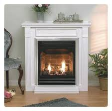 Empire's Vail 24 Vent Free Fireplaces. Venture Marketing, gas logs ...