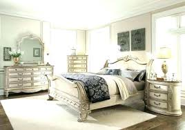 Distressed White Bedroom Set Rustic White Bedroom Furniture ...