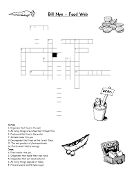 Photosynthesis Crossword Lesson Plans & Worksheets