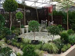 Small Picture 23 best back garden images on Pinterest Small courtyards