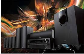 onkyo 7 1 surround sound system. key features of the onkyo ht-s6500 7 1 surround sound system